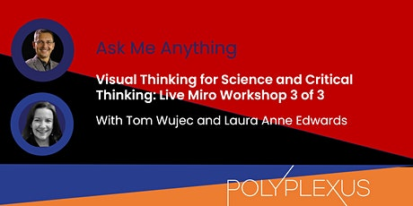 Polyplexus Live Workshop 3: Visual Thinking for Science & Critical Thinking tickets