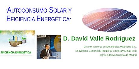 Autoconsumo Solar y Eficiencia Energética (AEE Spain Chapter) entradas