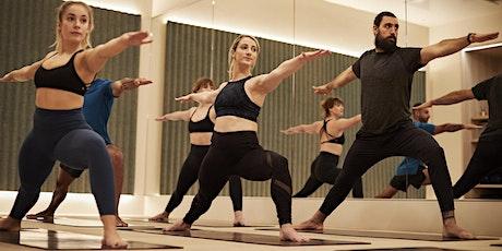 Third Space Canary Wharf: Monday Vinyasa Yoga tickets