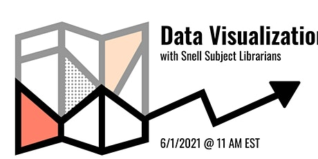 Data Visualization with Snell Subject Librarians: a Pathfinder Workshop tickets