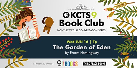 KCTS 9 Book Club- June tickets