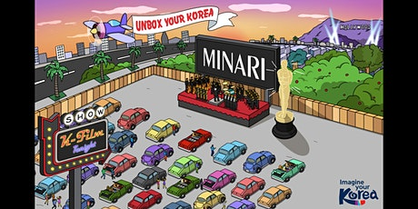 UNBOX YOUR KOREA - MINARI Drive-in Movie Event with Orchestra Concert tickets