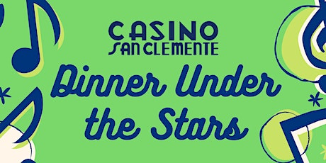 Dinner Under The Stars at The Casino: Lia Booth Trio tickets