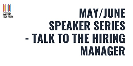 Talk to the Hiring Manager - Coaching & Mentoring tickets