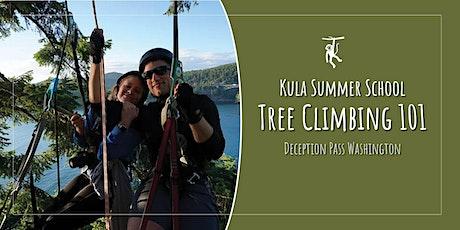 Kula Academy Summer School: Tree Climbing 101 tickets