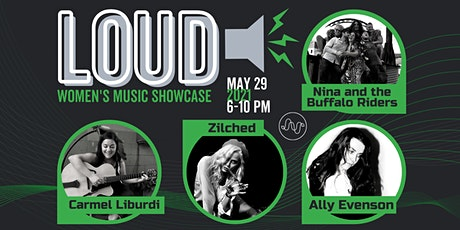 LOUD -  Women's Music Showcase tickets