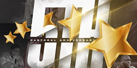 5th Pastoral Anniversary - Night 1 tickets