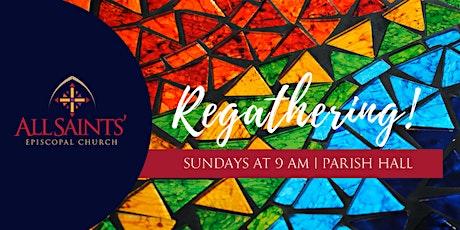 9 AM Indoor Eucharist tickets