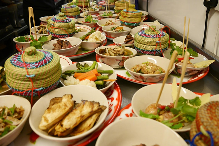 CHEF'S TABLE DINNER - TASTY THAI STREET FOOD image
