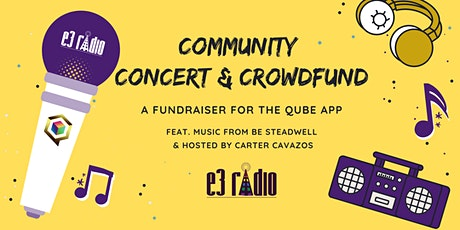 E3 Radio presents Community Concert & Crowdfund tickets