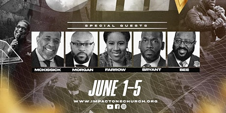 5th Pastoral Anniversary - Night 2 tickets