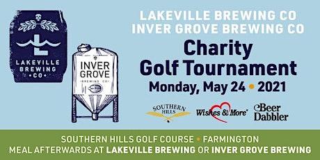 LBC & IGB Charity Golf Tournament tickets