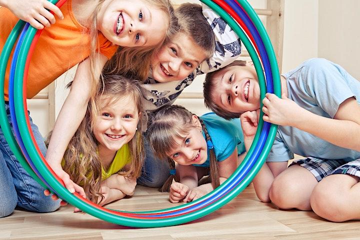 GetSetGo! Holiday Clubs - Age 5-7 years image
