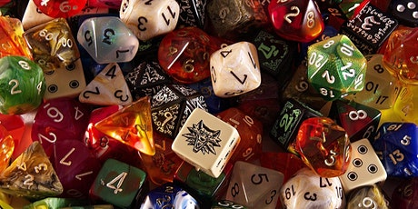 Roll for Adventure:  An Introduction to Role-Playing Games tickets