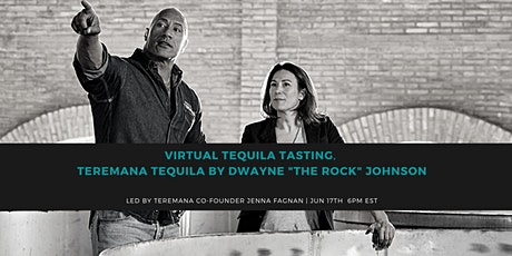 LADYDRINKS VIRTUAL TEQUILA TASTING | TEREMANA TEQUILA BY DWAYNE JOHNSON tickets