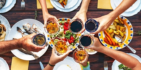 Spanish Wine Pairing Dinner tickets