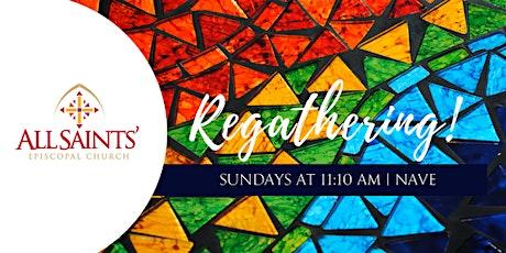 11:10 AM Indoor Eucharist tickets