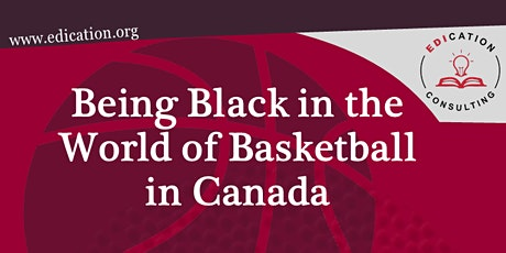 Breaking Barriers through Brave Conversations- Being Black in Basketball tickets