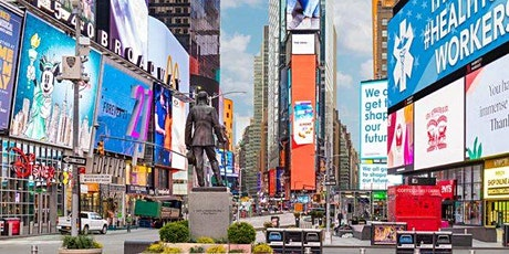 Times Square/Broadway Tour - NYC Re-opening Special! tickets