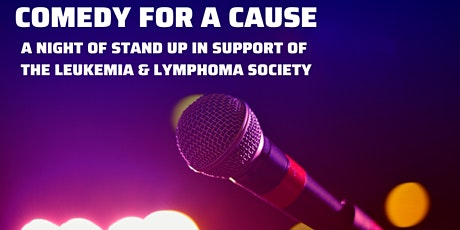 Comedy for a Cause: LLS Fundraiser tickets