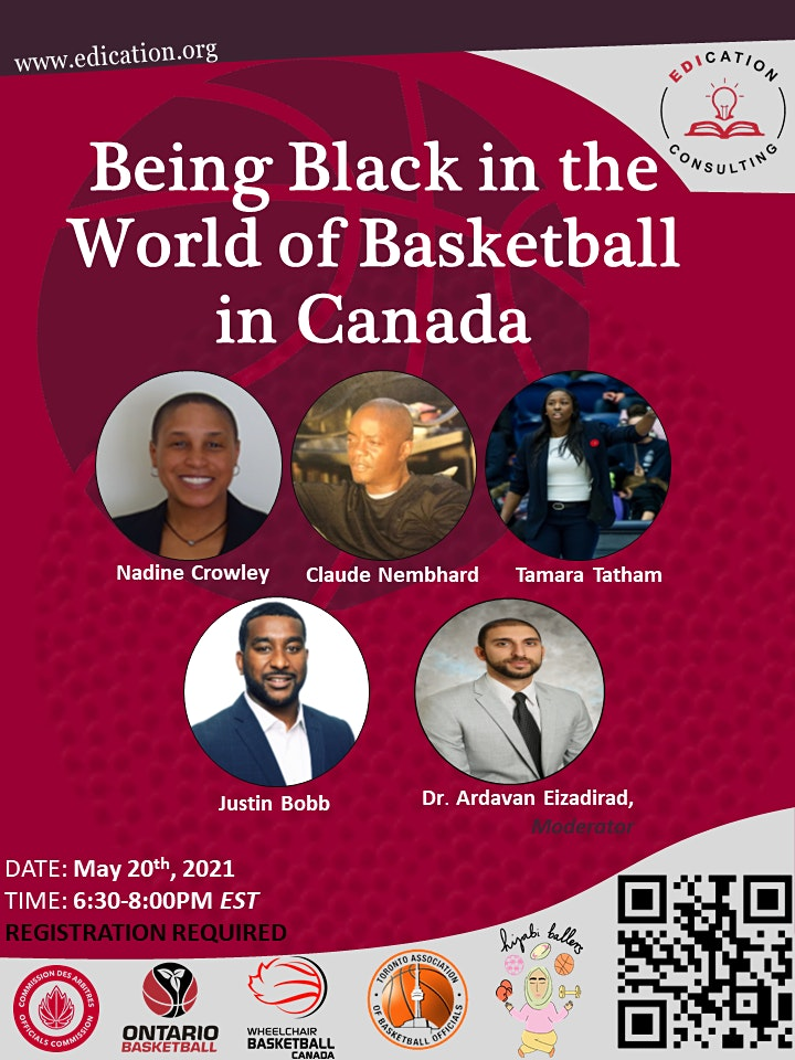 Breaking Barriers through Brave Conversations- Being Black in Basketball image