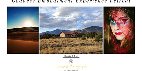 Goddess Embodiment Experience Retreat tickets