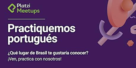 [Meetup] Practiquemos portugués - ¿Que lugar te gustaría conocer de brasil? entradas