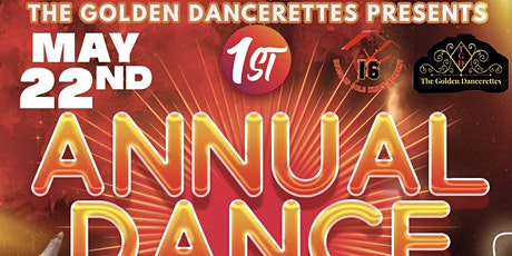 The Golden Dancerettes 1st Annual Spring Concert tickets