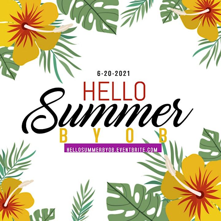 HELLO SUMMER image