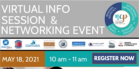 Niagara Chamber Partnership Info Session and Networking Event tickets