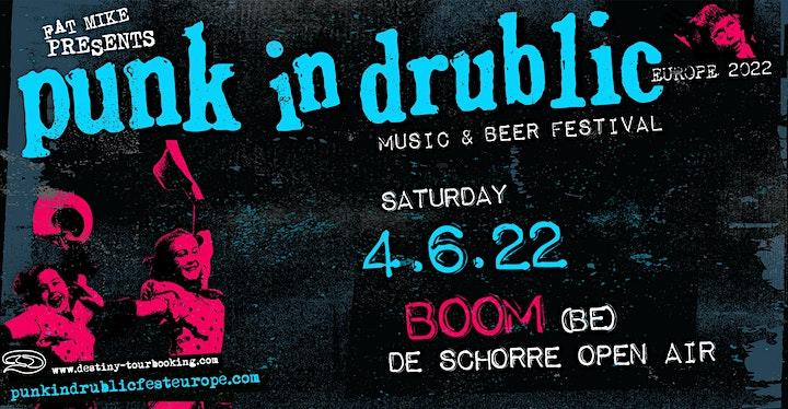 Punk In Drublic 2022 - Boom image