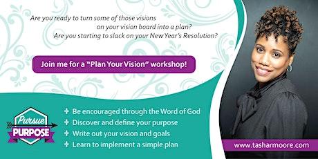 Plan Your Vision Workshop tickets