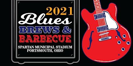 Blues, Brews, and BBQ tickets