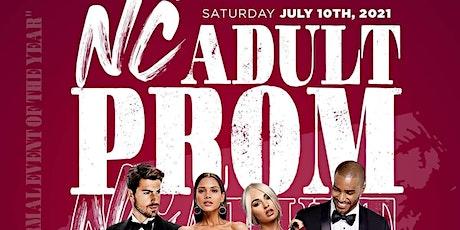 NC Adult Prom tickets