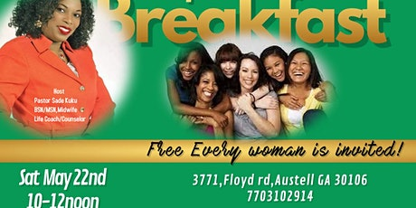Billion Women Empowerment conference tickets