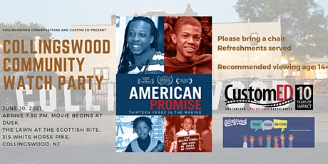 Collingswood Community Watch Party tickets