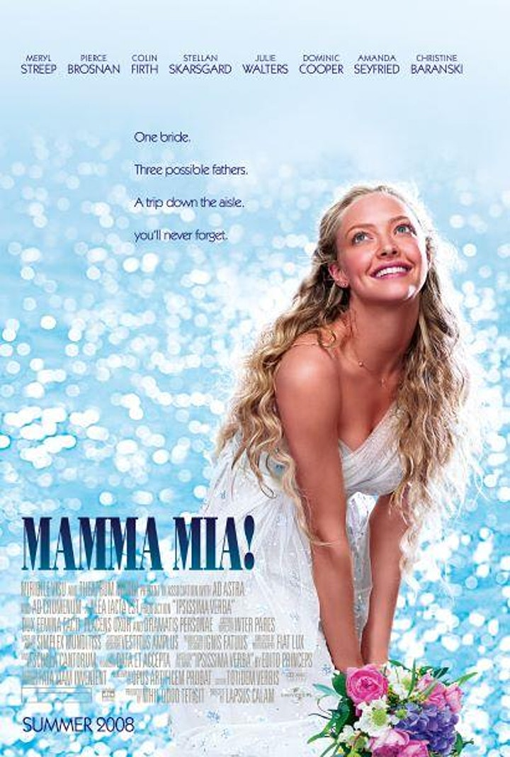 Mamma Mia Open Air Cinema at Cotswold Water Park image