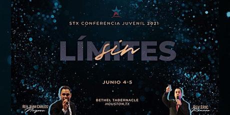 """Distrito Sur de Texas """"Conferencia Juvenil 2021"""" Sin Limites tickets"""