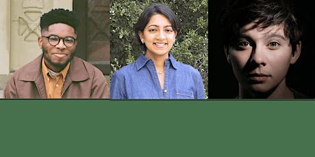 Monday Poets: Tariq Thompson, Kayleb Candrilli, Dilruba Ahmed tickets
