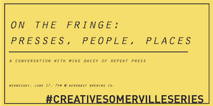 On the Fringe: A Conversation with Mike Dacey of...