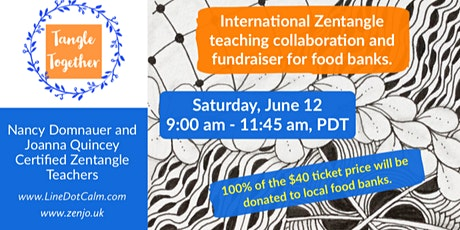Tangle Together International Fundraiser Saturday, June 12, 2021 tickets