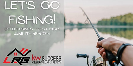 Let's Go Fishing! - Annual Client Event tickets