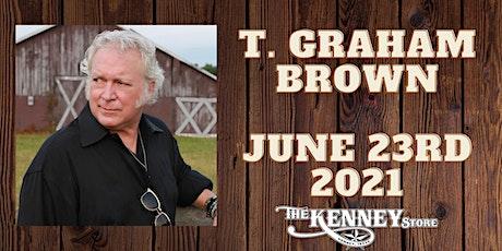 T. Graham Brown tickets