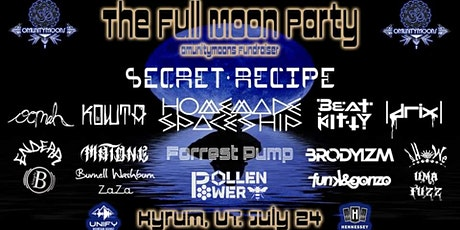 omunitymoons presents the full moon party tickets