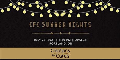 CFC Summer Nights tickets