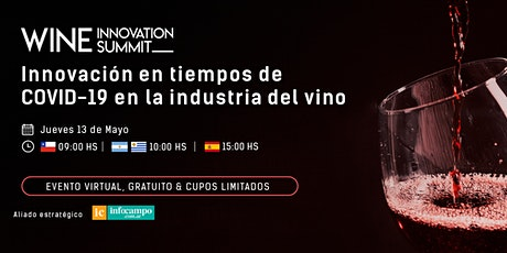 Wine Innovation Summit - Segunda edición entradas