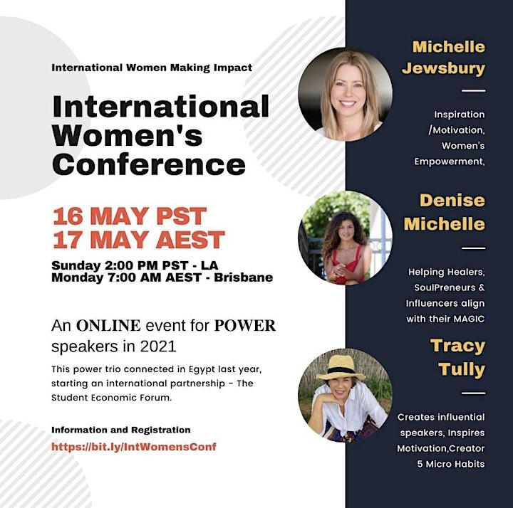 International Women's Conference image