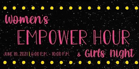 Women's Empower Hour tickets