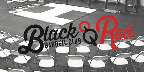 2021 Black & Red Open - Male tickets