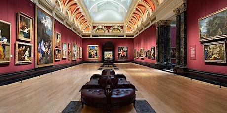 Viaje virtual: Mujeres artistas en museos famosos entradas